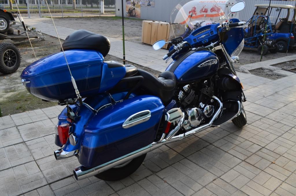 МОТОЦИКЛ YAMAHA ROYAL STAR VENTURE S 2011  Артмото - купить квадроцикл в украине и харькове, мотоцикл, снегоход, скутер, мопед, электромобиль