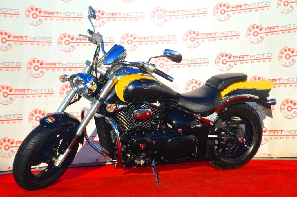 МОТОЦИКЛ SUZUKI BOULEVARD М50 800  Артмото - купить квадроцикл в украине и харькове, мотоцикл, снегоход, скутер, мопед, электромобиль
