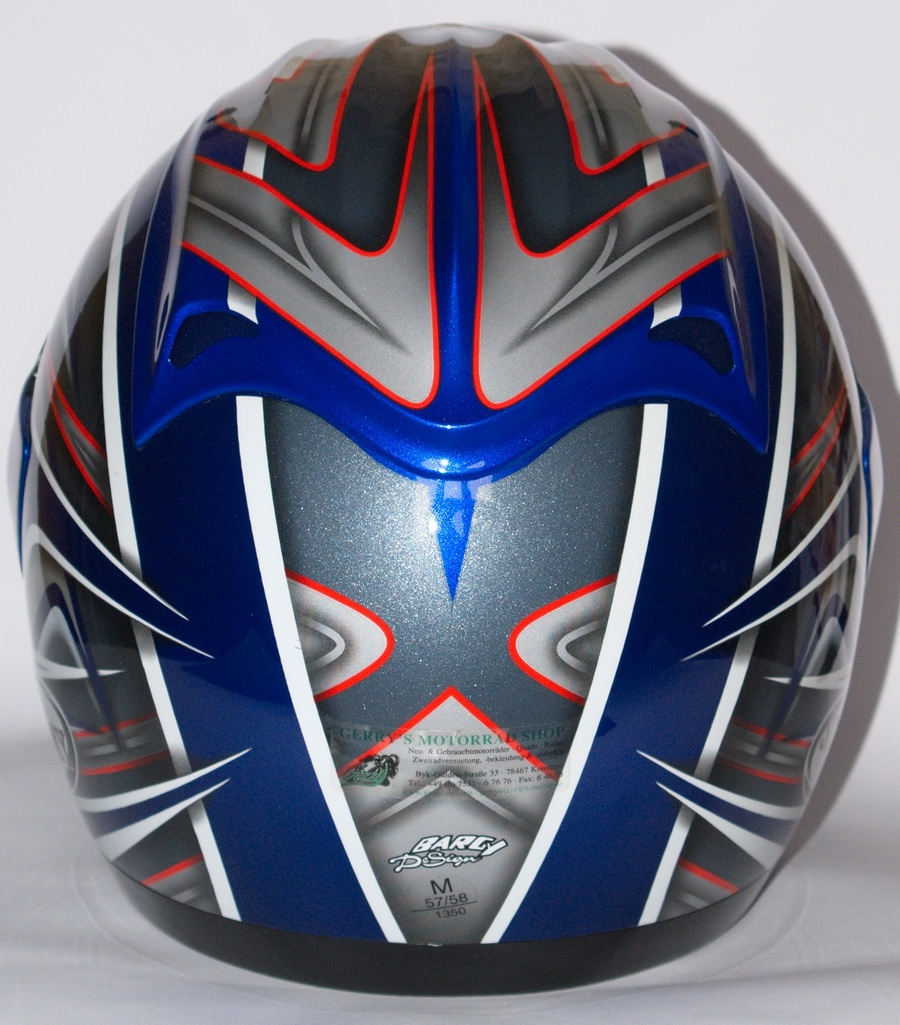 МОТОШЛЕМ SUOMY TREK GRAPHIC BLUE  Артмото - купить квадроцикл в украине и харькове, мотоцикл, снегоход, скутер, мопед, электромобиль