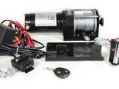 Лебедка для ATV 2500 lbs ANTAI с дистанционным управлением