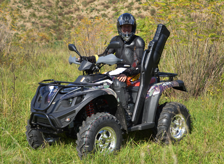 Чехол для ружья с крепежом пластик 1340х320х150 ― Артмото - купить квадроцикл в украине и харькове, мотоцикл, снегоход, скутер, мопед, электромобиль