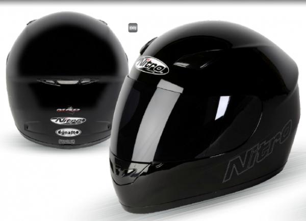 МОТОШЛЕМ NITRO DYNAMO JUNIOR BLACK  Артмото - купить квадроцикл в украине и харькове, мотоцикл, снегоход, скутер, мопед, электромобиль