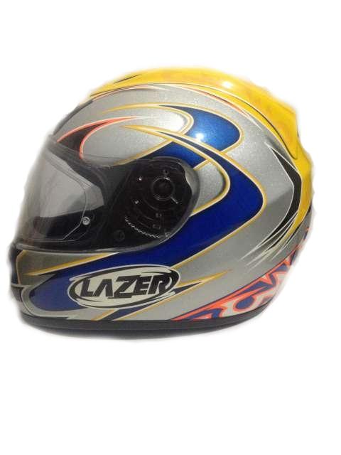 МОТОШЛЕМ LAZER FIBER PRO-RACING  Артмото - купить квадроцикл в украине и харькове, мотоцикл, снегоход, скутер, мопед, электромобиль