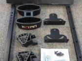 Подставка для двух ружей универсальная Kolpin Utv Gun Rack