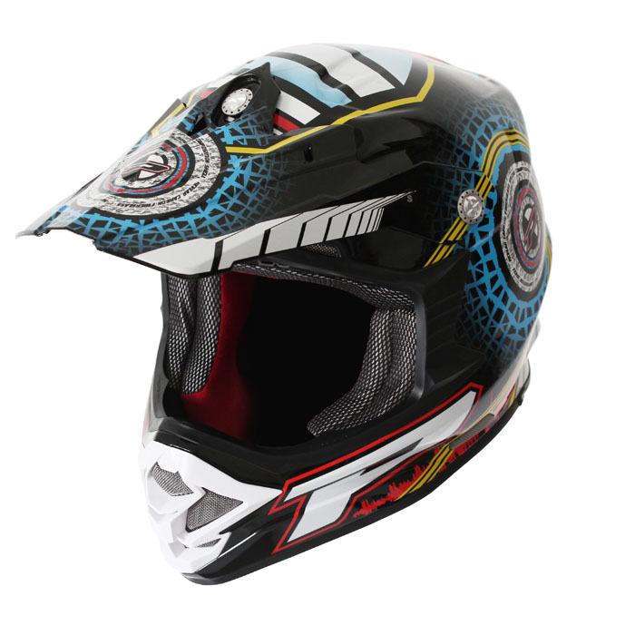 МОТОШЛЕМ PROGRIP CHALLENGE  Артмото - купить квадроцикл в украине и харькове, мотоцикл, снегоход, скутер, мопед, электромобиль