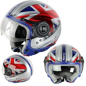 МОТОШЛЕМ NITRO X548-AV LONDON  Артмото - купить квадроцикл в украине и харькове, мотоцикл, снегоход, скутер, мопед, электромобиль