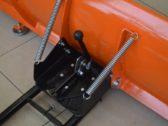 Снегоуборочный отвал (ковш) для квадроцикла