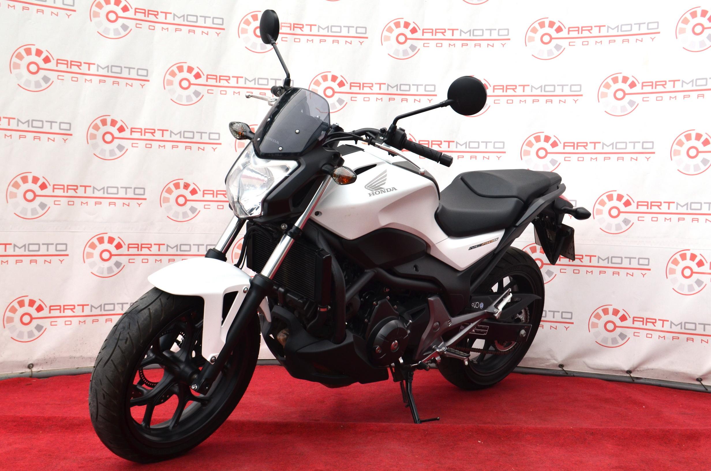 МОТОЦИКЛ HONDA NC750S  Артмото - купить квадроцикл в украине и харькове, мотоцикл, снегоход, скутер, мопед, электромобиль