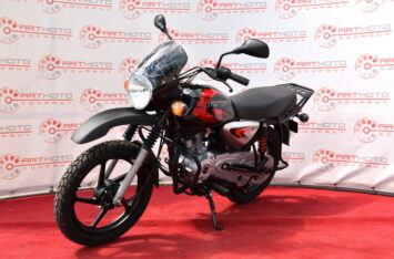 Bajaj Boxer Cross