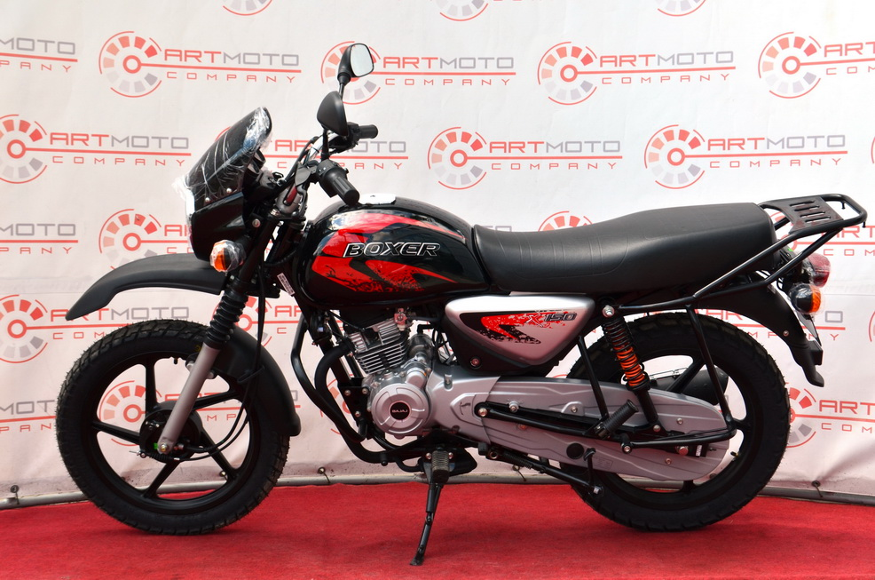 МОТОЦИКЛ BAJAJ BOXER X 150 UG CROSS (5 передач)  Артмото - купить квадроцикл в украине и харькове, мотоцикл, снегоход, скутер, мопед, электромобиль