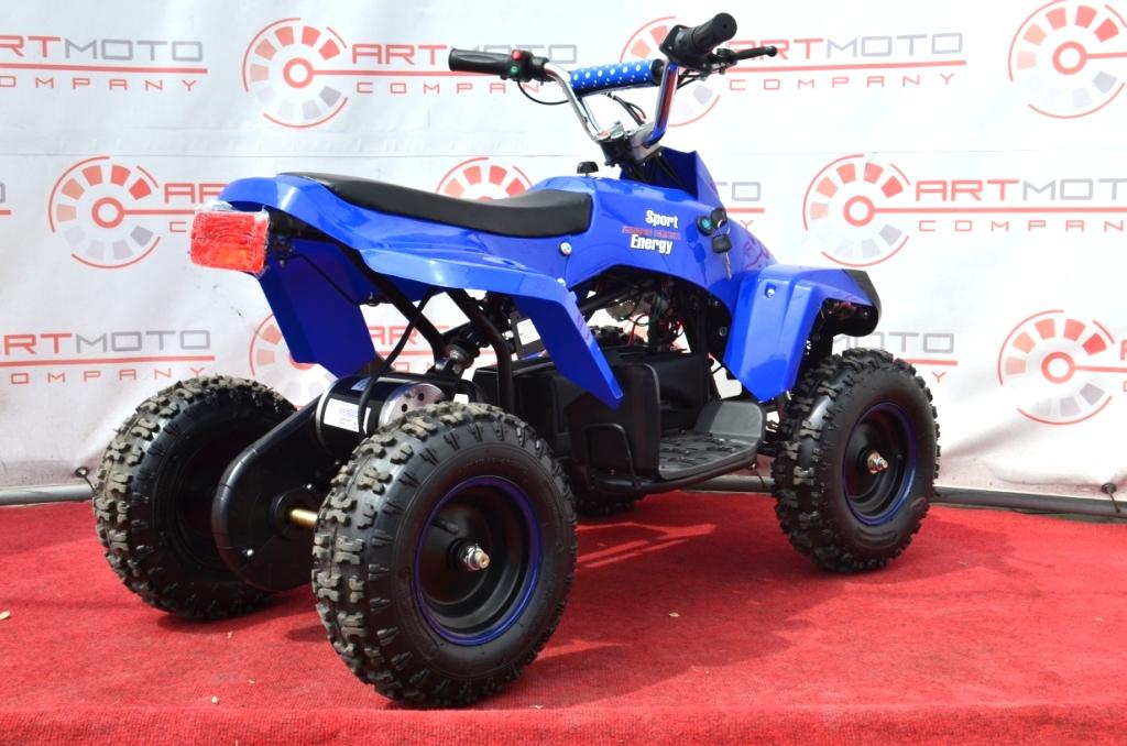 ЭЛЕКТРОКВАДРОЦИКЛ SPORT ENERGY X-1 800W ― Артмото - купить квадроцикл в украине и харькове, мотоцикл, снегоход, скутер, мопед, электромобиль