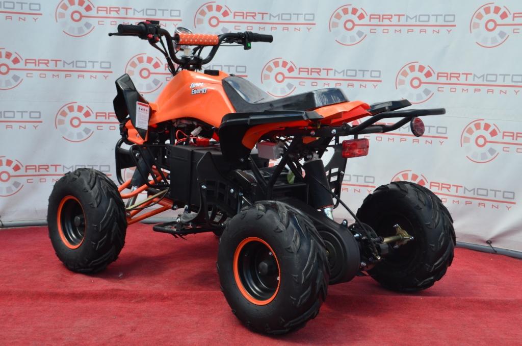 ЭЛЕКТРОКВАДРОЦИКЛ SPORT ENERGY F-1 1000w ― Артмото - купить квадроцикл в украине и харькове, мотоцикл, снегоход, скутер, мопед, электромобиль