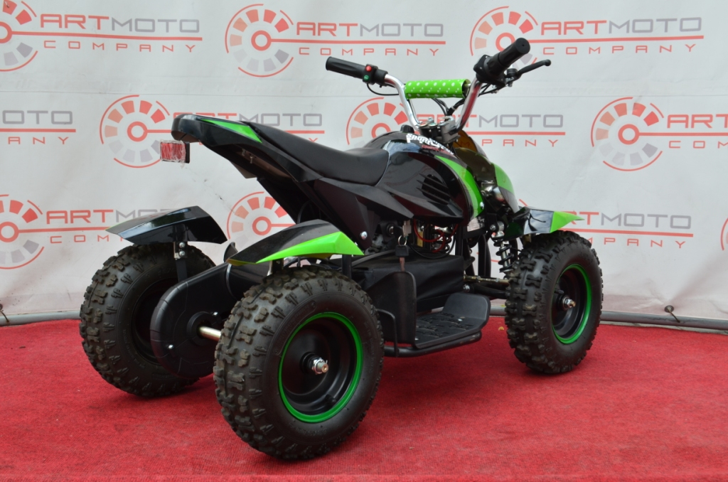 ЭЛЕКТРОКВАДРОЦИКЛ SPORT ENERGY F-1 800W ― Артмото - купить квадроцикл в украине и харькове, мотоцикл, снегоход, скутер, мопед, электромобиль