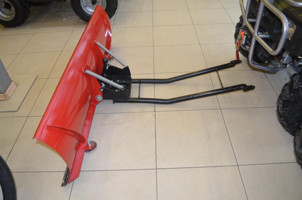 Снегоуборочный отвал (ковш) для квадроцикла ― Артмото - купить квадроцикл в украине и харькове, мотоцикл, снегоход, скутер, мопед, электромобиль