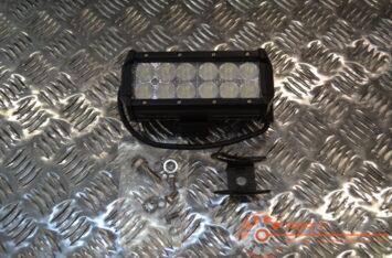 Дополнительная Светодиодная LED оптика (Фара) 36W FLOOD