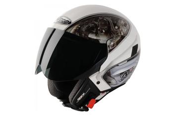 Nitro-NGJP-Mechanika-Motorcycle-Helmet-Silver-1_enl