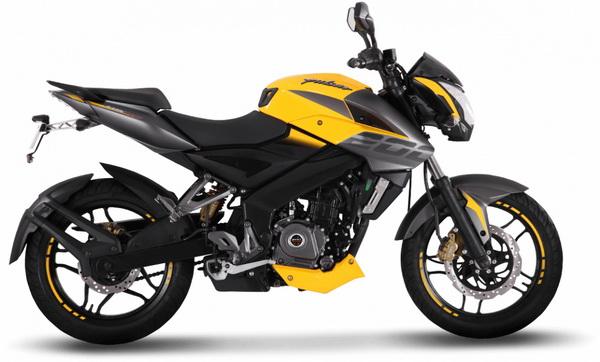 МОТОЦИКЛ BAJAJ PULSAR NS200 ― Артмото - купить квадроцикл в украине и харькове, мотоцикл, снегоход, скутер, мопед, электромобиль