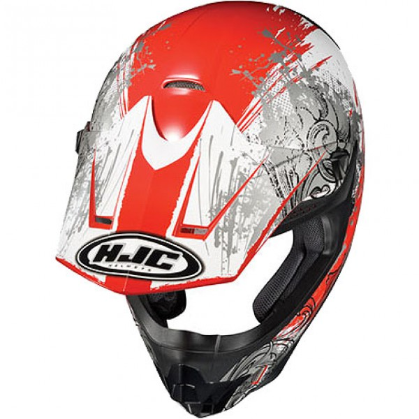 МОТОШЛЕМ HJC CL-X6 KOZMOS Red  Артмото - купить квадроцикл в украине и харькове, мотоцикл, снегоход, скутер, мопед, электромобиль