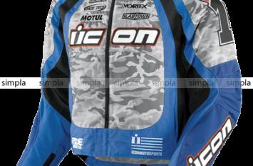 Мотокуртка Icon Team Merc Stage 3