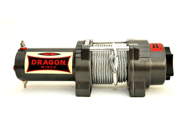 Лебедка Dragon Winch DWH 3500 HD