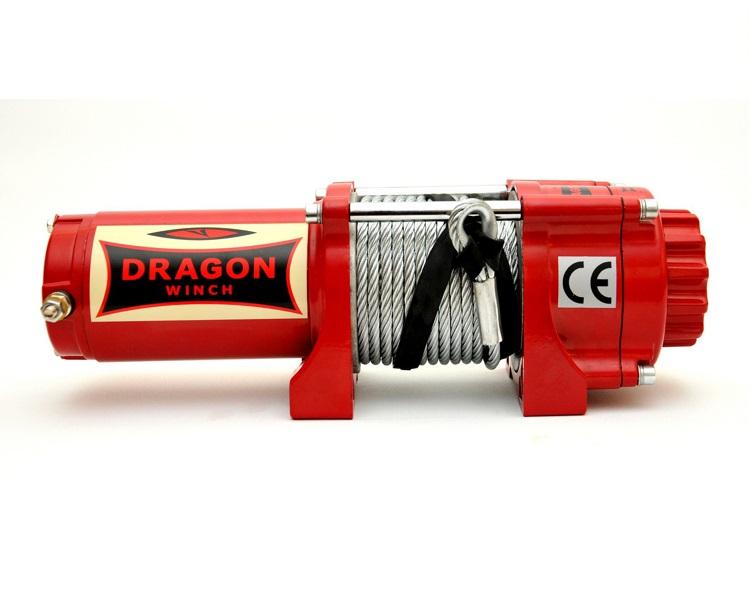 Лебедка Dragon Winch DWM 3500 HD