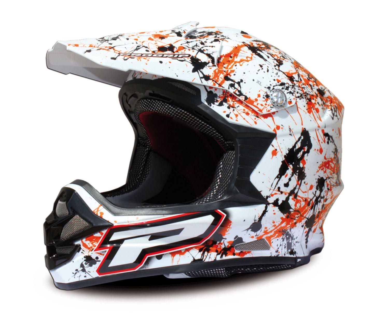 МОТОШЛЕМ PROGRIP L-ORANGE PAINT  Артмото - купить квадроцикл в украине и харькове, мотоцикл, снегоход, скутер, мопед, электромобиль