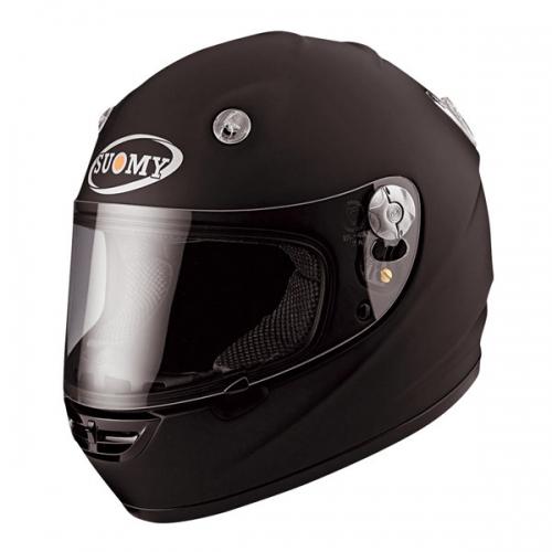 МОТОШЛЕМ SUOMY VANDAL MATT-BLACK  Артмото - купить квадроцикл в украине и харькове, мотоцикл, снегоход, скутер, мопед, электромобиль