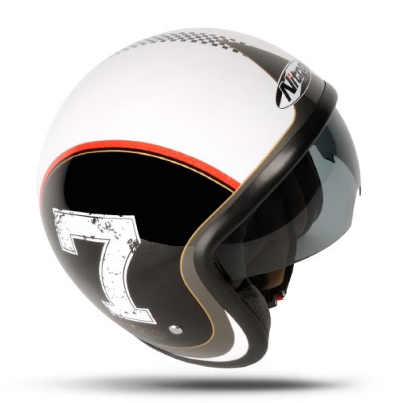 МОТОШЛЕМ NITRO X581 CRUISER  Артмото - купить квадроцикл в украине и харькове, мотоцикл, снегоход, скутер, мопед, электромобиль