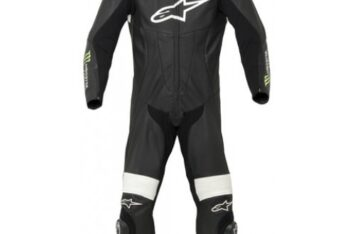 Мотокомбинезон Alpinstars Haunter Leather Suit Monster