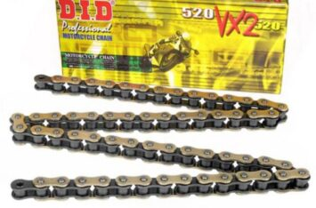 DID 520VX2 G&B - 118ZB