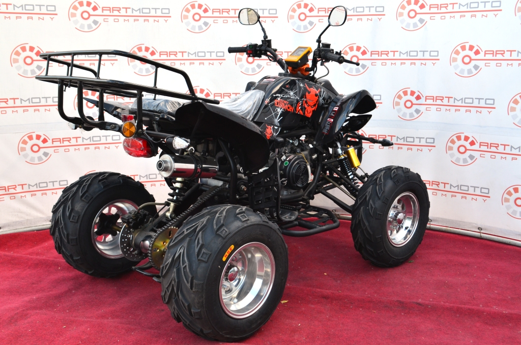 КВАДРОЦИКЛ BASHAN СК 150S-3H MAX ― Артмото - купить квадроцикл в украине и харькове, мотоцикл, снегоход, скутер, мопед, электромобиль