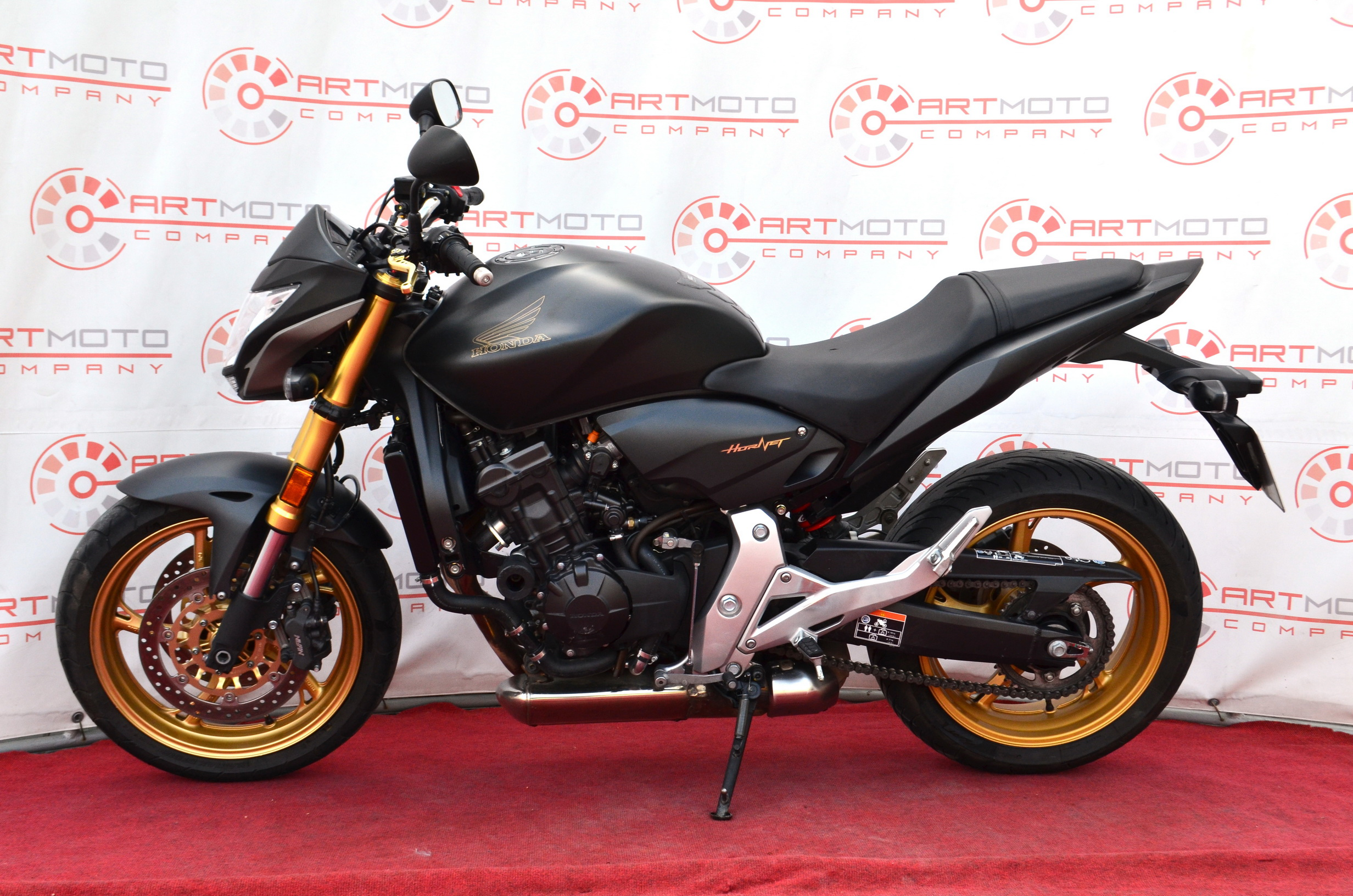 МОТОЦИКЛ HONDA HORNET 600  Артмото - купить квадроцикл в украине и харькове, мотоцикл, снегоход, скутер, мопед, электромобиль