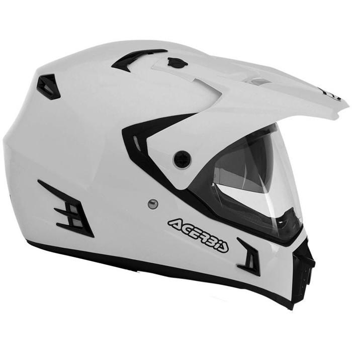 МОТОШЛЕМ ACERBIS ACTIVE DUAL SPORT  Артмото - купить квадроцикл в украине и харькове, мотоцикл, снегоход, скутер, мопед, электромобиль