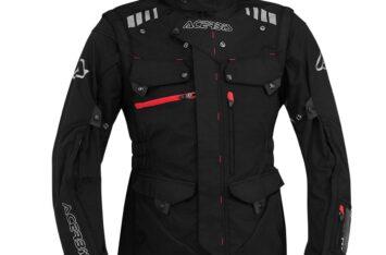 Мотокуртка Acerbis Adventure Jacket Black