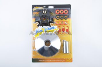 "Вариатор передний (тюнинг) 4T GY6 125 (ролики, палец, пружины, скользители) ""KOK RIDERS"""