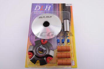 """Вариатор передний (тюнинг) 4T Stels 150 (р. латунь 9шт, палец, пр. сцепл.) """"DLH"""""""
