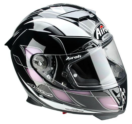МОТОШЛЕМ AIROH GP500 DRIVE BLACK  Артмото - купить квадроцикл в украине и харькове, мотоцикл, снегоход, скутер, мопед, электромобиль