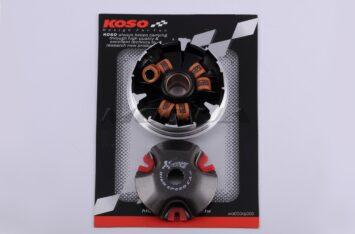 """Вариатор передний (тюнинг) Yamaha JOG 90, 2T Stels 50 (медно-граф. втулка, р. латунь) """"KOSO"""""""