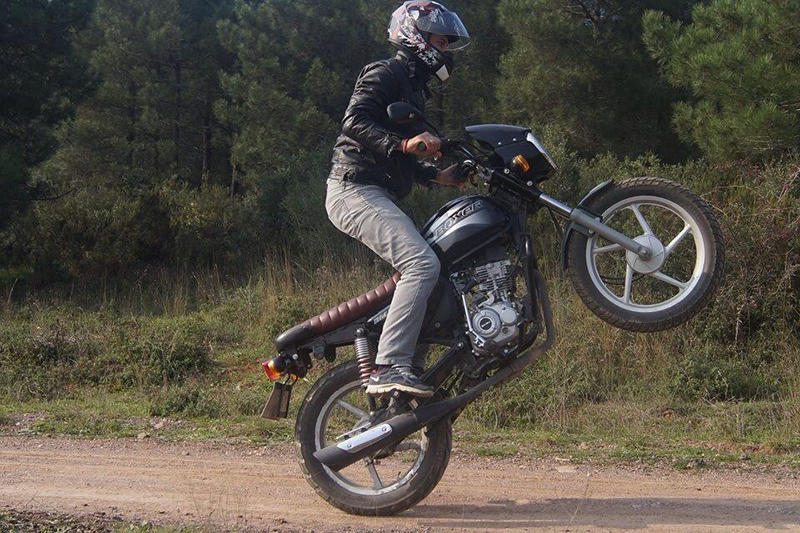 МОТОЦИКЛ BAJAJ BOXER 150 ― Артмото - купить квадроцикл в украине и харькове, мотоцикл, снегоход, скутер, мопед, электромобиль