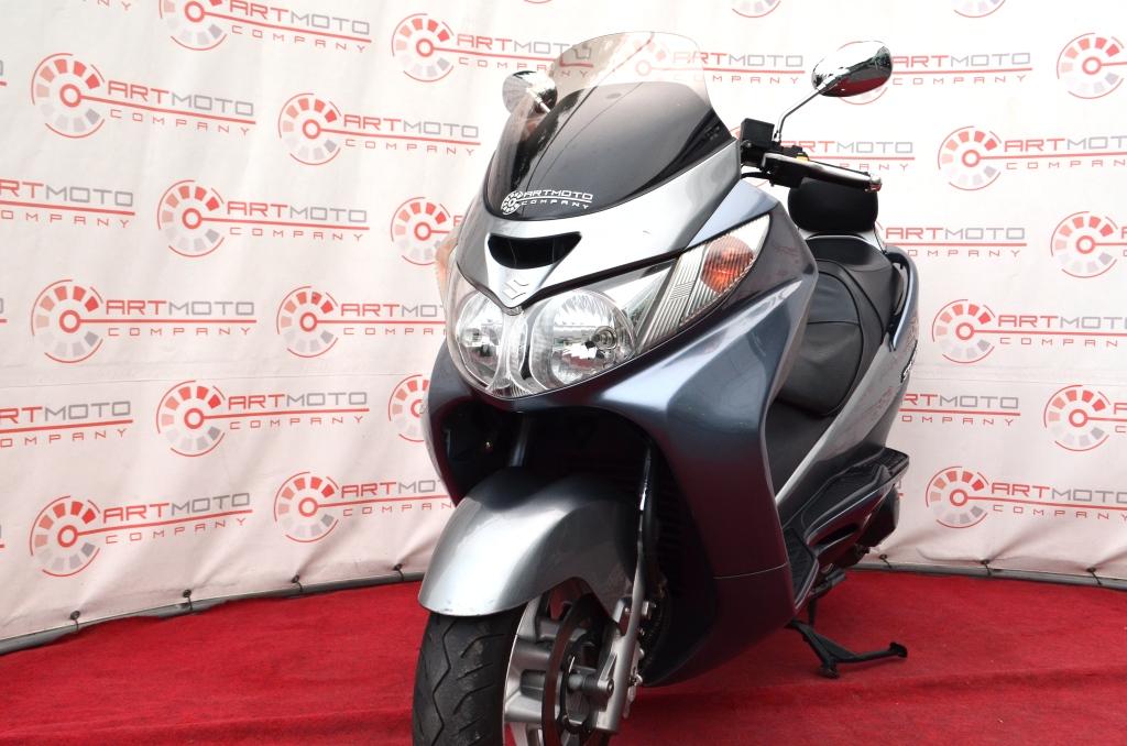 МАКСИ-СКУТЕР SUZUKI SKYWAVE 400-CK43A ― Артмото - купить квадроцикл в украине и харькове, мотоцикл, снегоход, скутер, мопед, электромобиль