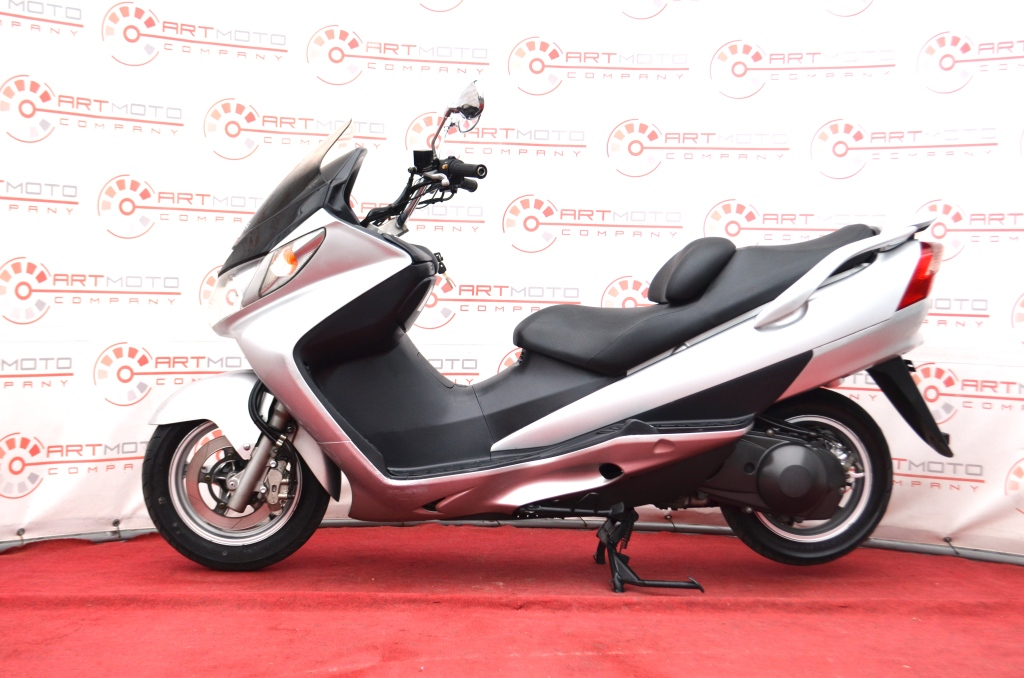 МАКСИ-СКУТЕР SUZUKI SKYWAVE 250 CJ43A ― Артмото - купить квадроцикл в украине и харькове, мотоцикл, снегоход, скутер, мопед, электромобиль