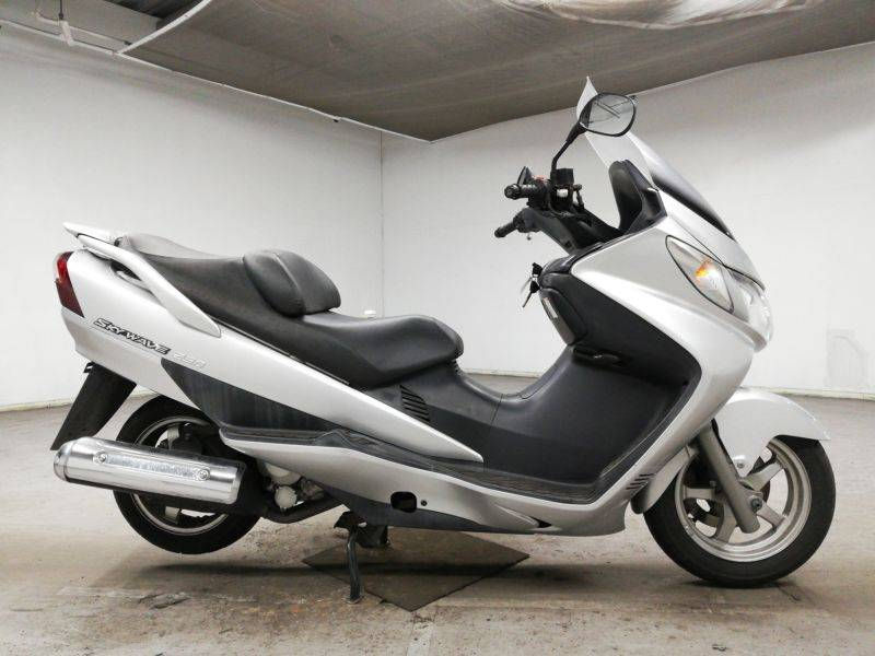 МАКСИ-СКУТЕР SUZUKI SKYWAVE 250 CJ43A  Артмото - купить квадроцикл в украине и харькове, мотоцикл, снегоход, скутер, мопед, электромобиль