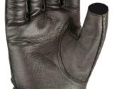 Мотоперчатки Akito Shorty Leather Fingerless