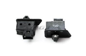 Кнопка руля (повороты)   4T GY6 50-150   (узкая)