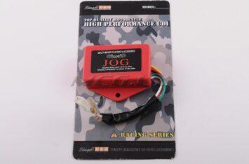 """Коммутатор (тюнинг)   Yamaha JOG 3KJ, 2T Stels 50   (красный)   """"STAGE-9"""""""