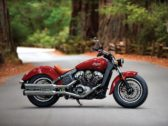 МОТОЦИКЛ INDIAN SCOUT Red