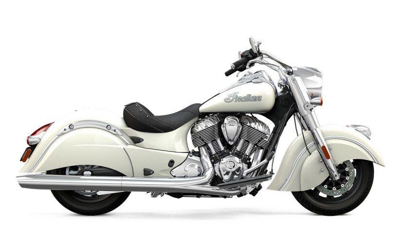 МОТОЦИКЛ INDIAN CHIEF CLASSIC White  Артмото - купить квадроцикл в украине и харькове, мотоцикл, снегоход, скутер, мопед, электромобиль