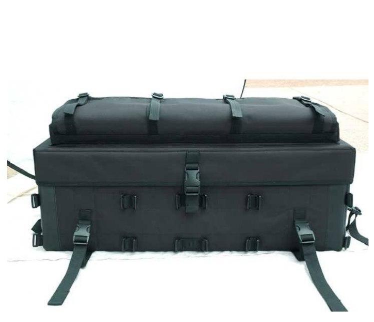 Сумка для квадроцикла ткань черная  Артмото - купить квадроцикл в украине и харькове, мотоцикл, снегоход, скутер, мопед, электромобиль