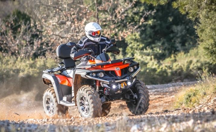 КВАДРОЦИКЛ CFMOTO CFORCE 550 MAX XT EPS  Артмото - купить квадроцикл в украине и харькове, мотоцикл, снегоход, скутер, мопед, электромобиль
