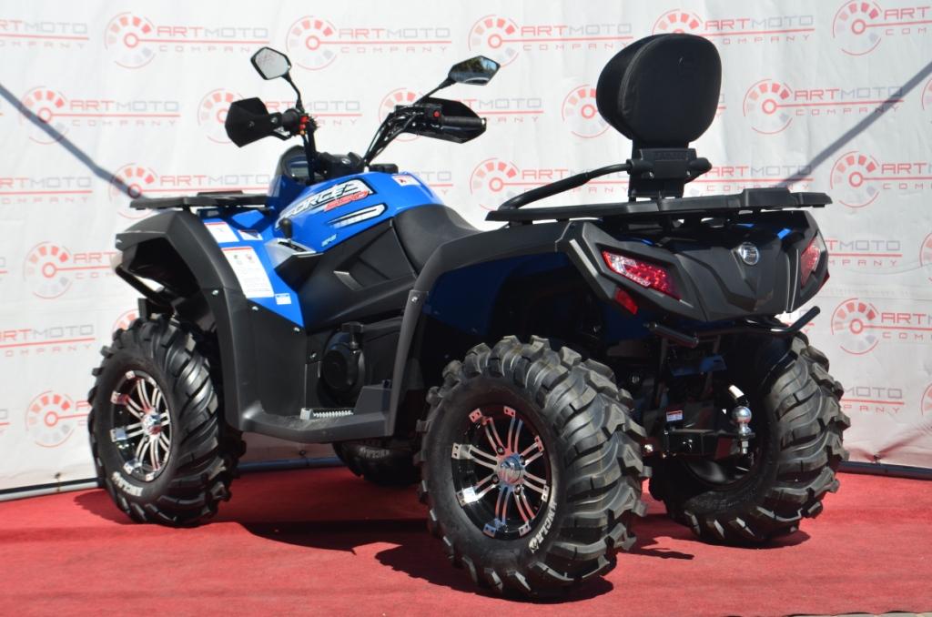 КВАДРОЦИКЛ CFMOTO CFORCE 550 MAX XT EPS ― Артмото - купить квадроцикл в украине и харькове, мотоцикл, снегоход, скутер, мопед, электромобиль